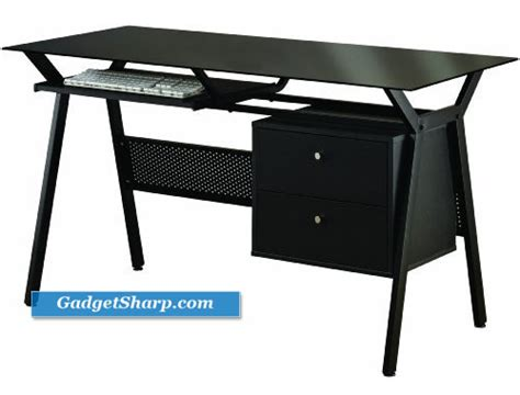 Computer Desk Gadgets 12 Functional Computer Desk Designs Gadget Sharp