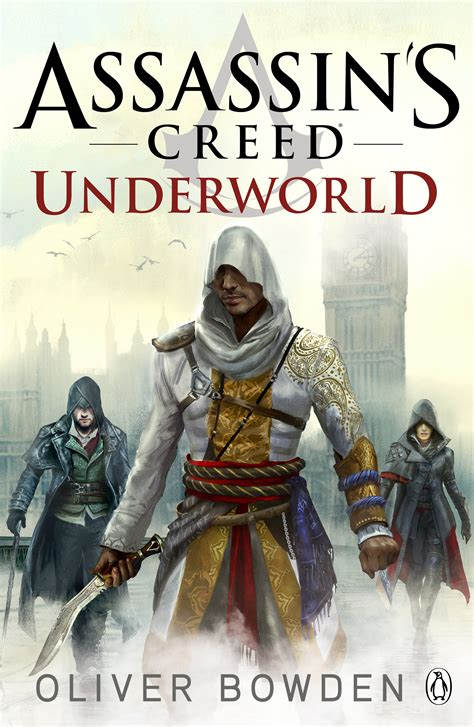 100 Original Assassins Creed Book5 Revelation Oliver Bowden assassin s creed underworld the assassin s creed wiki