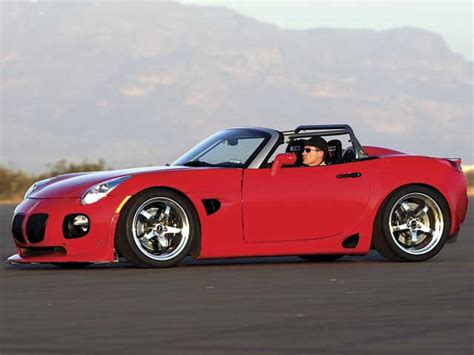 Pontiac Solstice V8 by Building The Baddest V8 Pontiac Solstice Rod Network