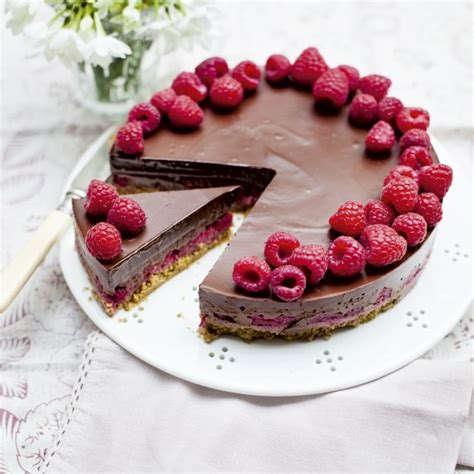 chocolate raspberry recipes chocolate and raspberry pie woman and home