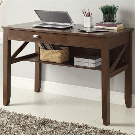 office landon light wood writing desk ebay
