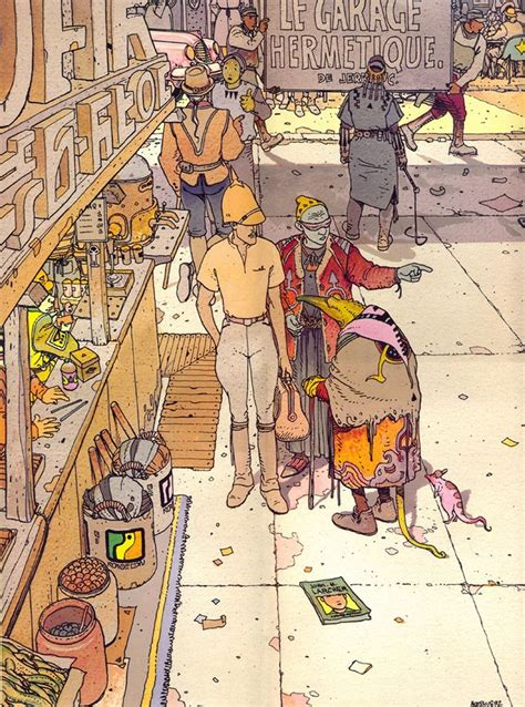 le garage hermtique 2731623780 236 best images about art moebius on limited edition prints cartoon and
