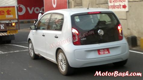 spied here are fresh spyshots of volkswagen up from pune