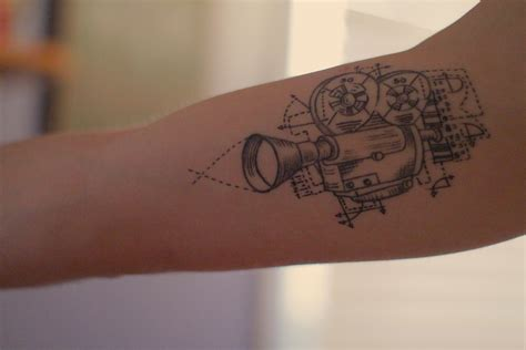 film tattoos via tattoologist tattoos