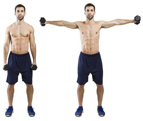 esercizi spalle casa esercizi per allargare le spalle i migliori 4 myprotein it