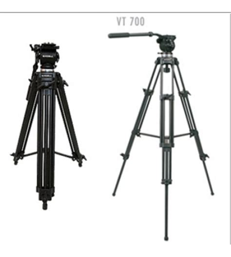 Tripod Excell Vt 801 excell professional tripod vt 700