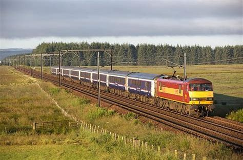 Caledonian Sleeper Franchise by Serco Wins Caledonian Sleeper Franchise