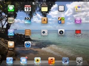 Change the home screen and lock screen backgrounds on an ipad step 10