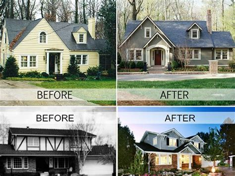 before and after home renovations with cost 25 best ideas about before after home on pinterest