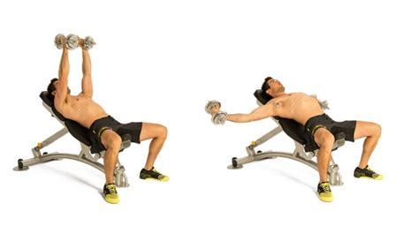 incline bench flyes build muscle fast with these four week workout plans coach