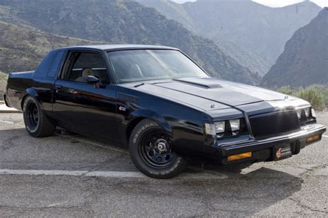 buick grand national performance upgrades fast and furious 1987 buick grand national gnx