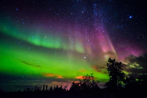 can i see the northern lights tonight where s the best