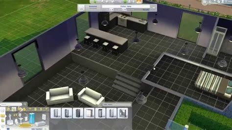 The Sims 4   Build Split Level Modern Starter   YouTube