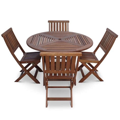 wooden garden bench and table set wooden garden table and 4 chairs homegenies