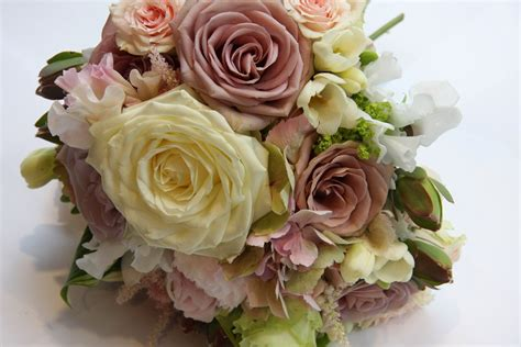 flower magician vintage hand tied wedding bouquet