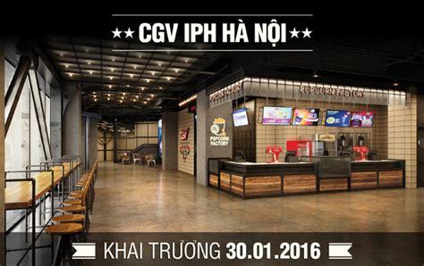 Cgv Wave N Go | hai cụm rạp mới của cgv