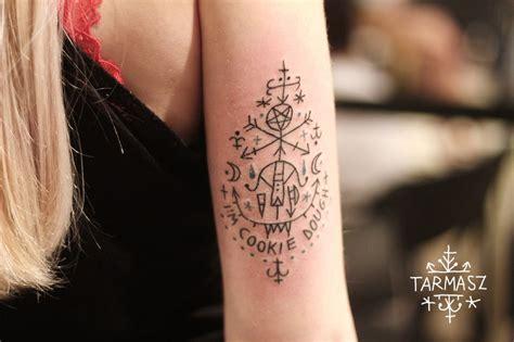 buffy tattoo buffy the slayer based arm ideas