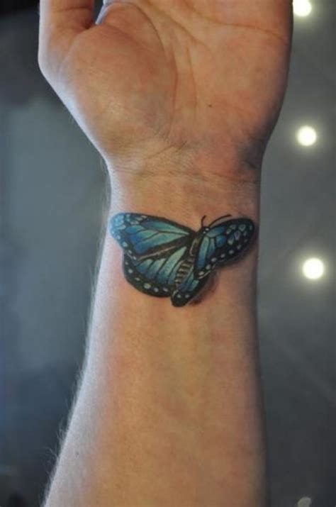 tattoo 3d wrist 60 butterfly tattoos on wrists