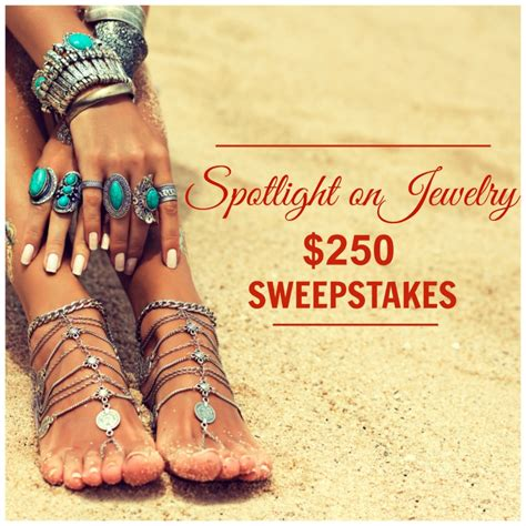 Jewelry Sweepstakes - enter to win the 250 spotlight on jewelry sweepstakes ruby lane blog