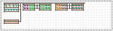 partial layout yield garden plan 2015 wall side garden