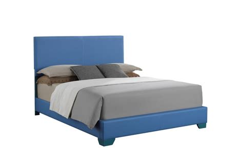 blue upholstered bed beds canieston sky blue upholstered queen size bed