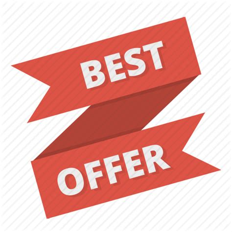 best free offers badge best offer offer ribbon icon icon search engine