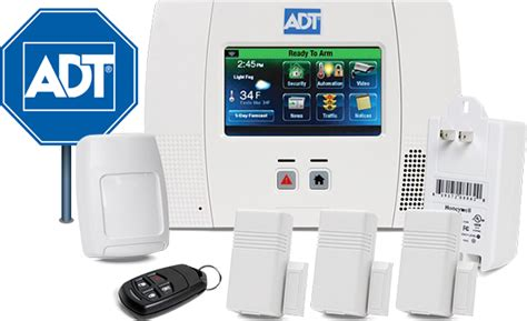 security system adt security systems 2018 packages pricing