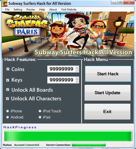 subway surfers game guide hacks cheats mod apk subway surfers hack tool 2018 download