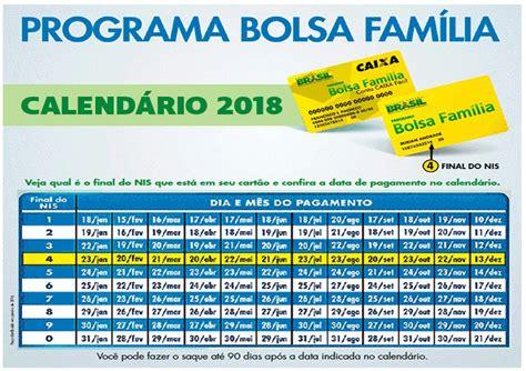 95 calendario do bolsa familia de 2017 calend 225 rio bolsa fam 237 lia 2018 dourasoft do brasil