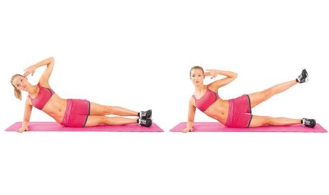 4 exercises you do to work on your abs trainer