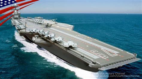 portaerei inglese us navy s future supercarrier uss f kennedy cvn 79