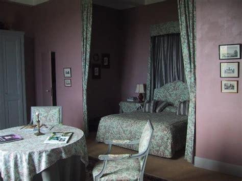 chambre en alcove vista guest house e giardino photo de chateau lambert
