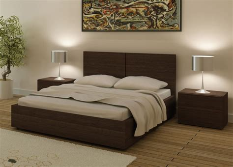 simple double bed design photo design bed