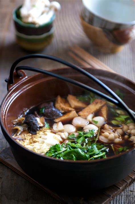 japanese hot pots comforting one pot meals japanese hot pot