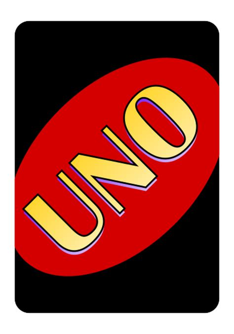 uno card template uno opengameart org