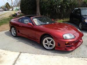 Toyota Supra For Sale In Nc Cheap 1994 Toyota Supra W Sp For Sale In Nc Dunn Lot