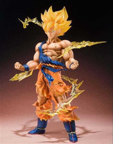 Pvc Saiyan Gokou Genkidama From Z 17 best images about z figures on