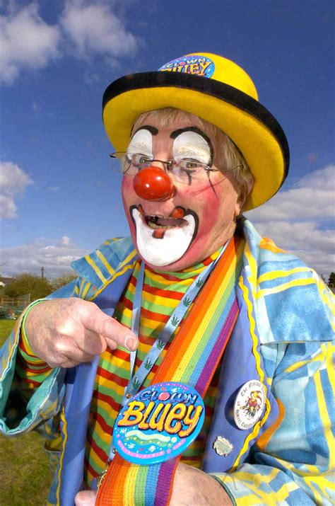 of a clown clown bluey laughter is god s