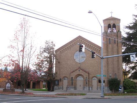 catholic church in medford oregon