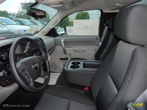 2013 Silverado Interior by Titanium Interior 2013 Chevrolet Silverado 1500 Work