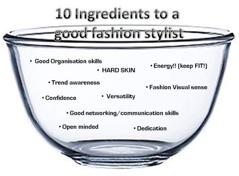 How To Become A Wardrobe Consultant by The Stylists Bible 10 Characteristics That Make A Fashion Stylist Erica Matthews