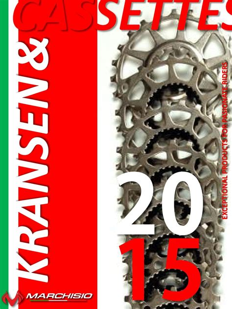 marchisio cassette marchisio cassettes en kransen 2015 by grifotrade issuu