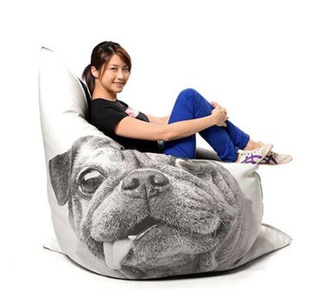 pug bean bag chair 104 best bean bags images on bean bag chairs beanbag chair and bean bag