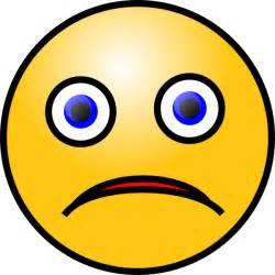 Sad smiley clip art vector clip art online royalty free