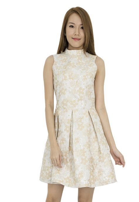 Dress Clara Limited feminine embroidery dress