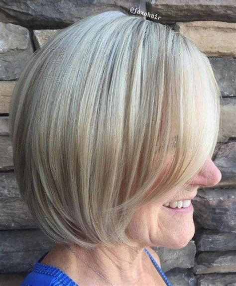 prominents gray hair 1743 best hairstyles for women over 40 images on pinterest