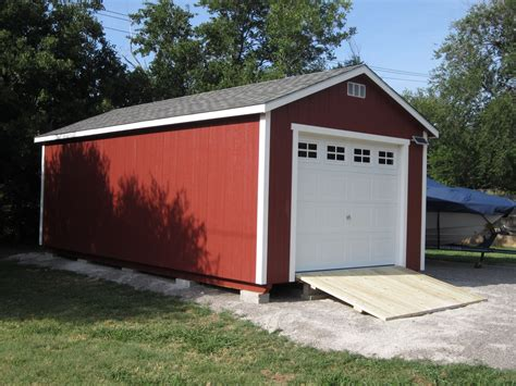 rent to own garages