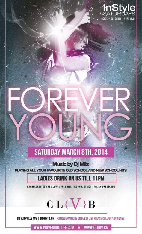 flyer design toronto club crawlers