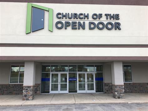 Church Of The Open Door by Codstudents Church Of The Open Door York