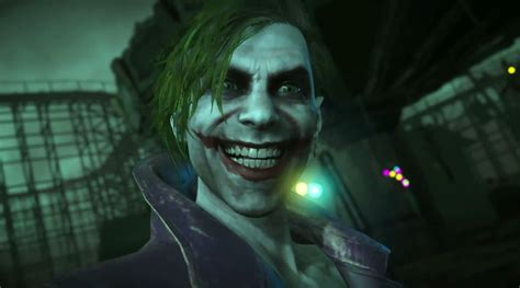imagenes de joker injustice injustice 2 trailer introduces the joker game rant